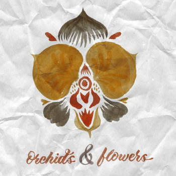 orchids&amp;flowers cover art