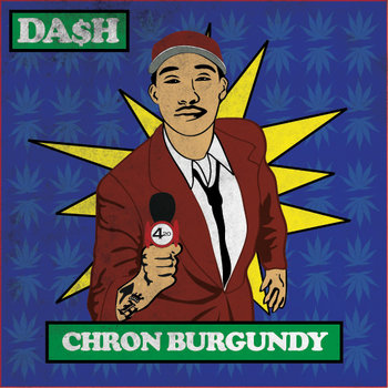 ChRon Burgundy cover art