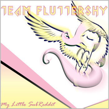 Team Fluttershy cover art
