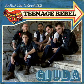 Teenage rebel cover art