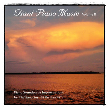 Giant Piano Music Vol II cover art