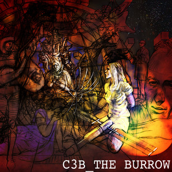 The Burrow cover art