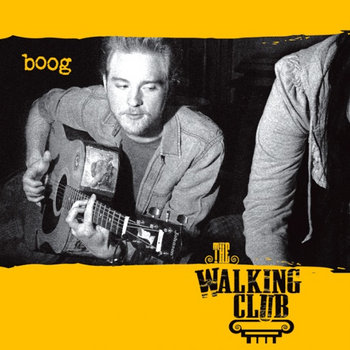 The Walking Club cover art