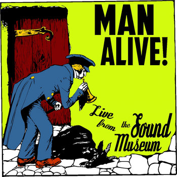 Live from the Sound Museum cover art