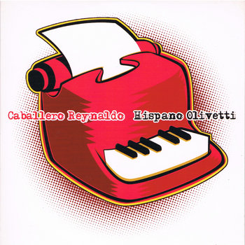 Hispano Olivetti cover art