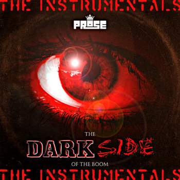 The Dark Side of the Boom Instrumentals cover art