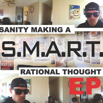 SANITY MAKING A RATIONAL THOUGHT EP cover art