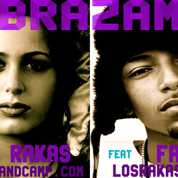 Abrazame ft Faviola cover art