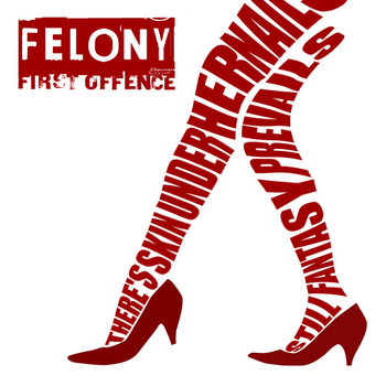 First Offence cover art