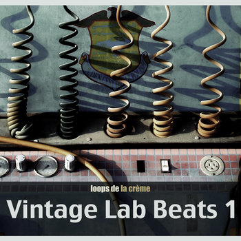 vintage lab beats 1_beats collection cover art