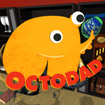 Octodad (Nobody Suspects a Thing) cover art