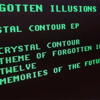 Crystal Contour EP cover art