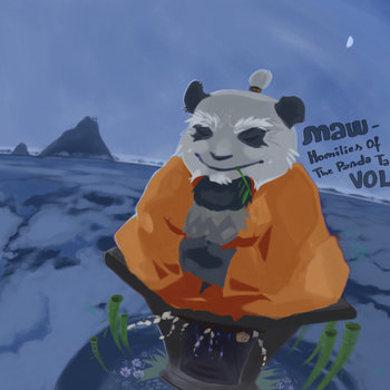 Homilies Of The Panda Tao Vol. 1 cover art