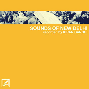 Sounds of New Delhi cover art