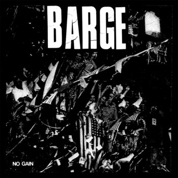 "NO GAIN 7"" cover art"
