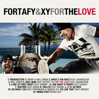 FOR THE LOVE cover art