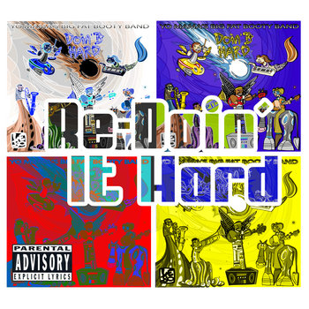 Re-Doin' It Hard cover art