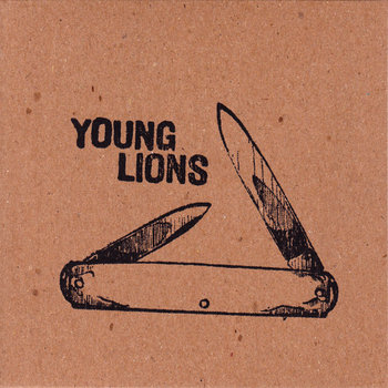 Young Lions - EP cover art