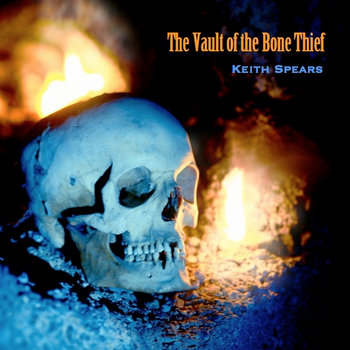 The Vault of the Bone Thief cover art