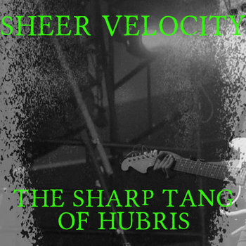 The Sharp Tang of Hubris cover art