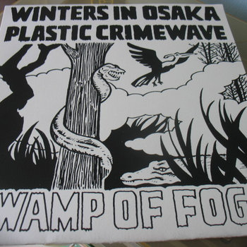 Winters In Osaka and Plastic Crimewave live @ Township 6/29/12township 6