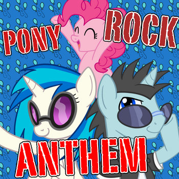 Pony Rock Anthem cover art