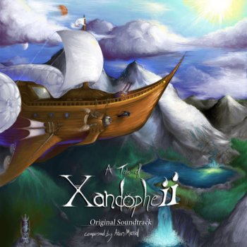 A Tale of Xandopheii OST cover art