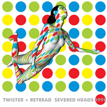 Twister / Retread cover art