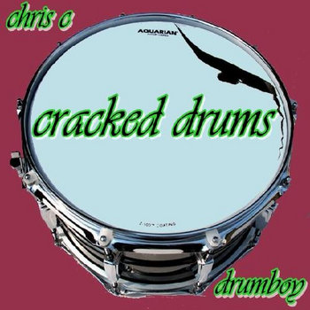 Cracked Drums cover art