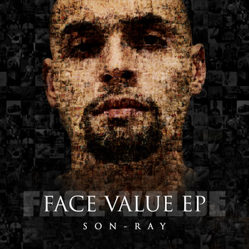 FACE VALUE -  EP cover art
