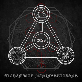 Alchemical Manifestations cover art