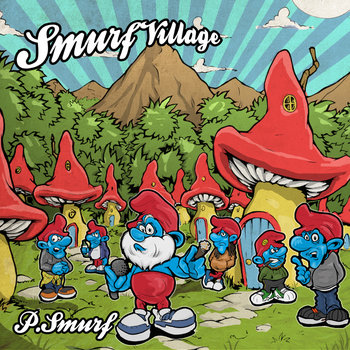 Smurf Village cover art