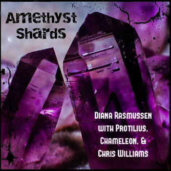 Amethyst Shards cover art