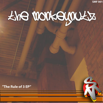 Rule Of 3 EP cover art