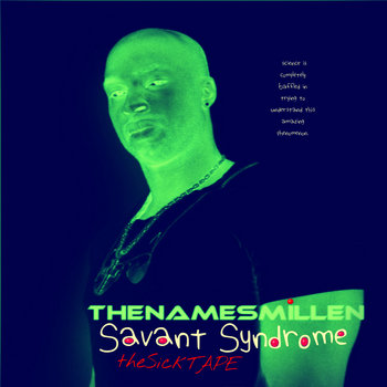 Savant Syndrome The Sick Tape cover art