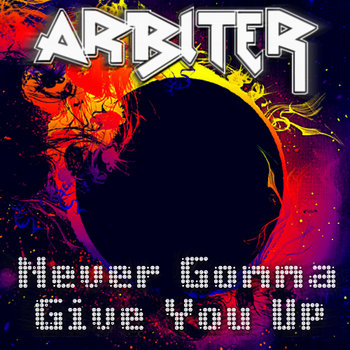 Never Gonna Give You Up cover art