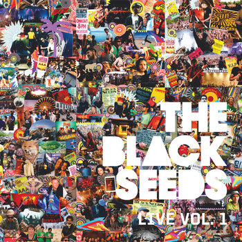 The Black Seeds Live: Vol 1 & Specials: Digital cover art
