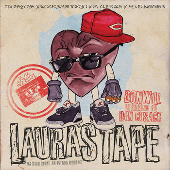 Laura's Tape (Mixed by DJ KingMost) cover art