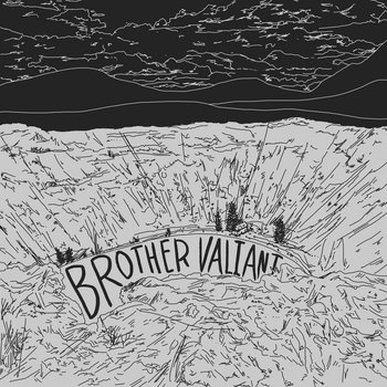 Brother Valiant (EP) cover art