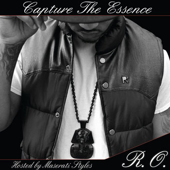 CAPTURE THE ESSENCE cover art