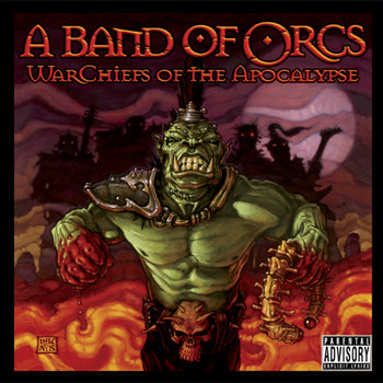 Warchiefs of the Apocalypse cover art