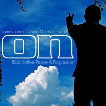 """ON"" Black Coffee, Peace and Progression cover art"