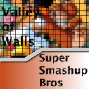 Super Smashup Bros cover art