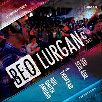 BEO Lurgan - Some Nights Cover as Gaeilge cover art