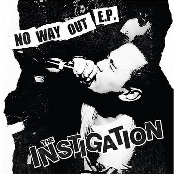 No Way Out E.P. cover art