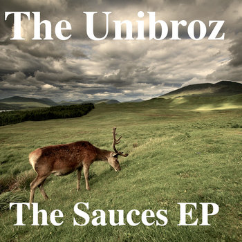 The Sauces EP cover art