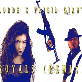 Royals (Remix) cover art