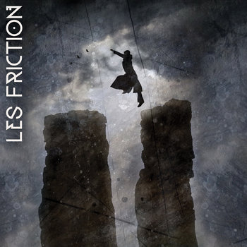 Les Friction cover art