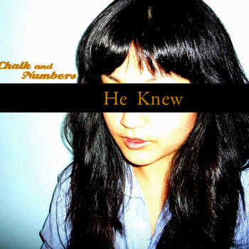 He Knew EP cover art