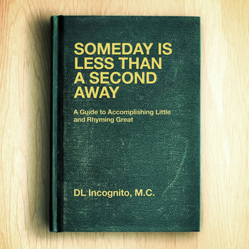 Someday is Less Than a Second Away cover art